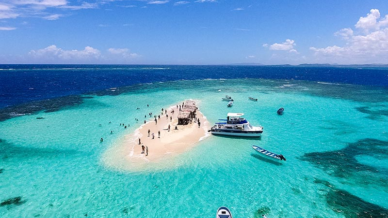 Райский остров Доминикана. Видео от АйДоминикана