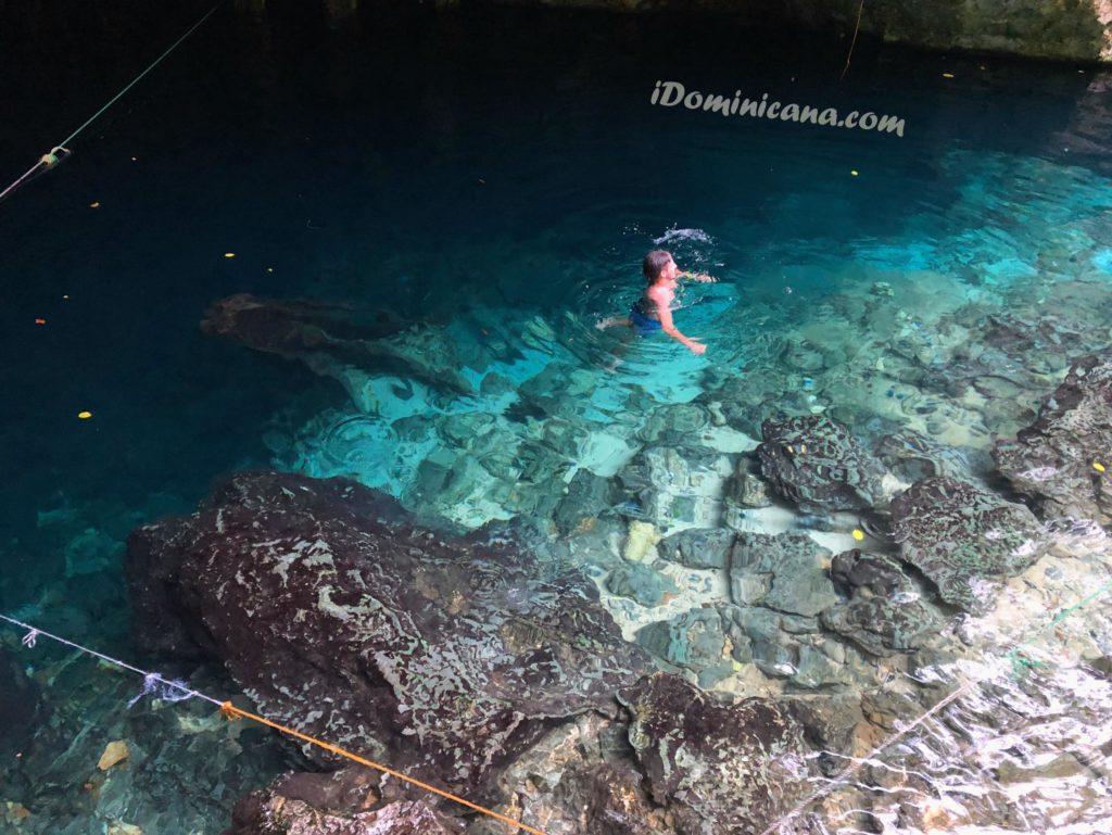 Изумрудная лагуна Ду-Ду в Доминикане - АйДоминикана