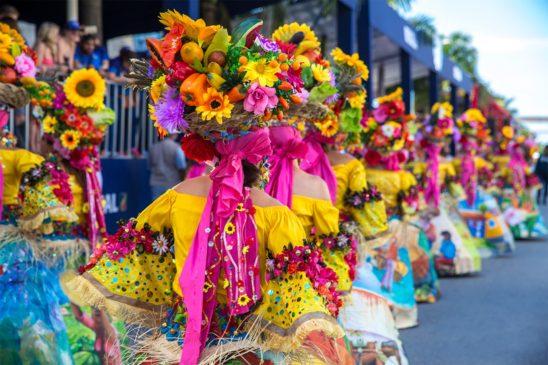 9 февраля в Пунта Кана пройдет карнавал! Парад лучших костюмов и образов