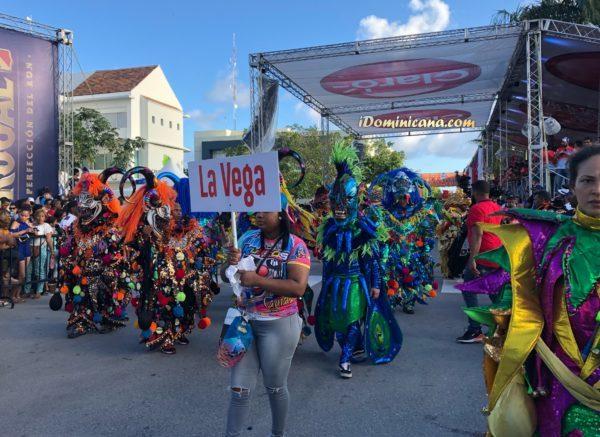Карнавал в Доминикане 2019: Пунта Кана АйДоминикана