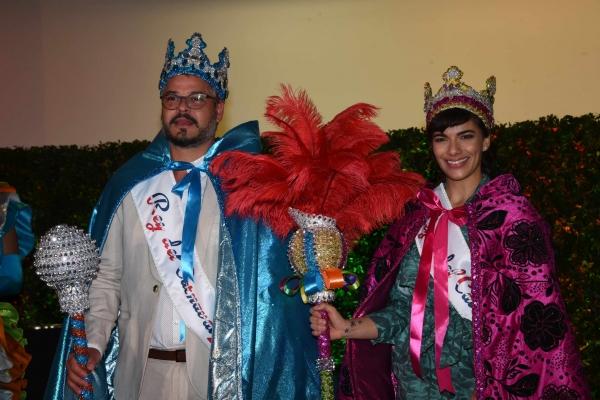 В Министерстве культуры короновали Короля и Королеву карнавала в Доминикане