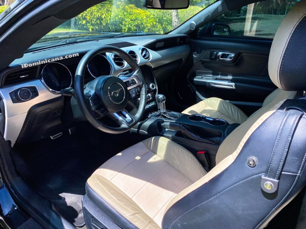 Авто Доминикана: Mustang GT500 2015