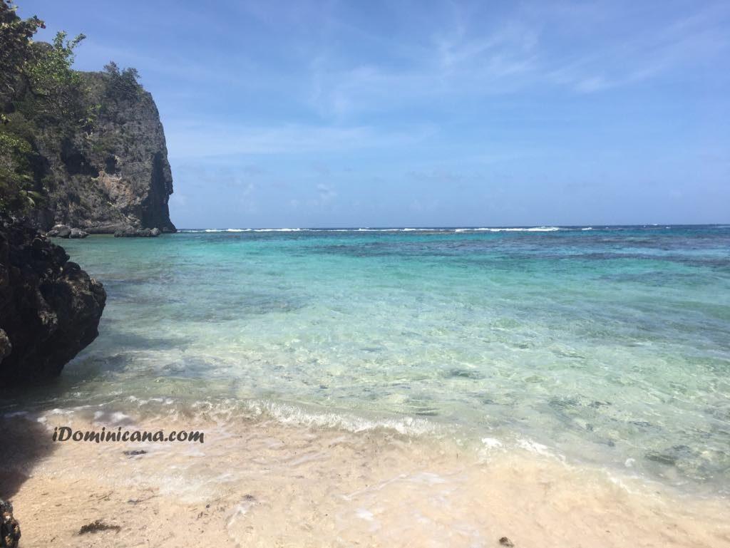 Дикий и неприступный: пляж Фронтон (Fronton) - АйДоминикана