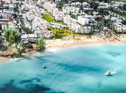 Апартаменты в Доминикане: Turquesa, пентхаус, 4 спальни, 1-я линия