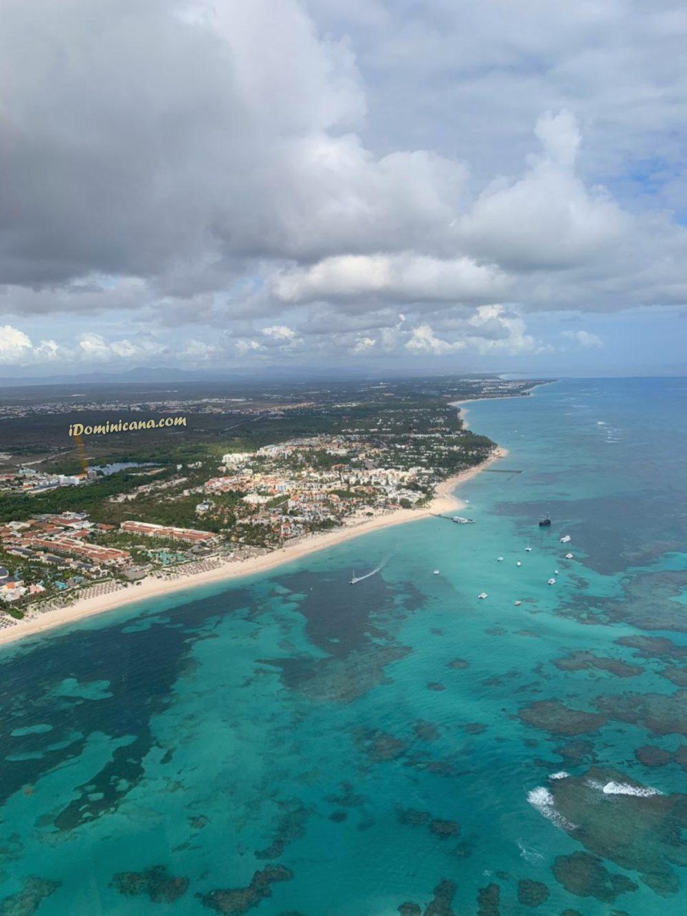 Полеты на вертолете в Доминикане (Пунта-Кана): фото наших туристов