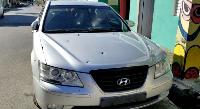 Неизвестные расстреляли автомобиль начальника тюрьмы в Доминикане
