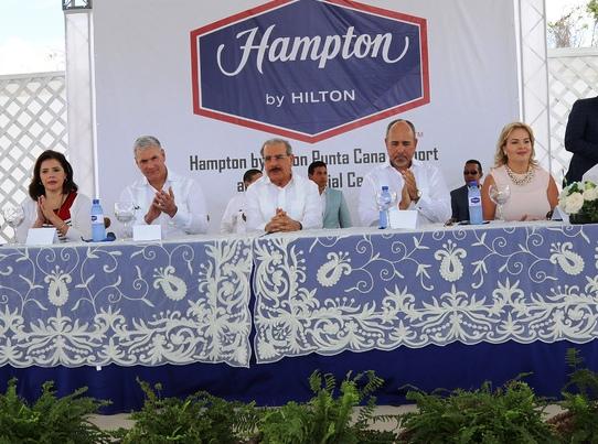 В Доминикане отроют новый отель Hampton by Hilton Punta Cana