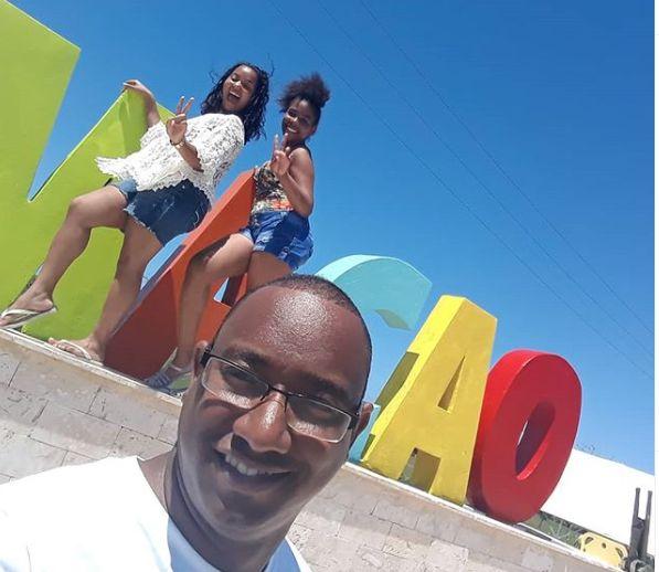 У пляжа Макао появилась собственная фирменная фотозона
