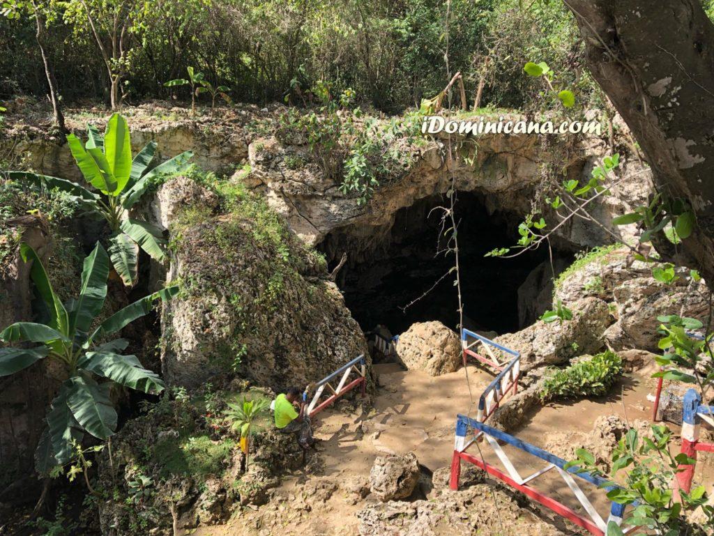 Пещера Таино (пещера Макао)