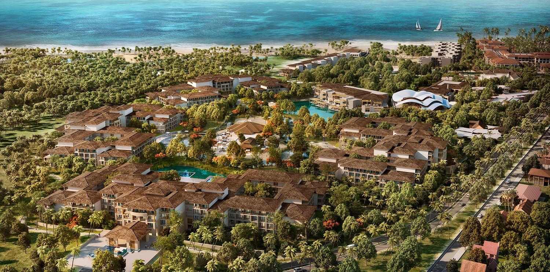 В Доминикане открылся новый роскошный отель Lopesan Costa Bávaro