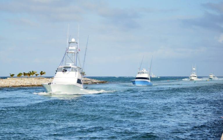 В Кап-Кана прошел турнир по ловле белого марлина Caribbean White Marlin Tournament