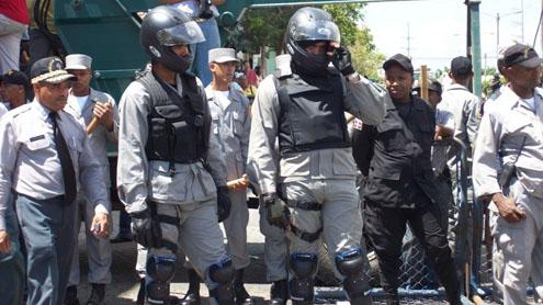 В апреле в Доминикане арестовали около 2500 преступников - АйДоминикана