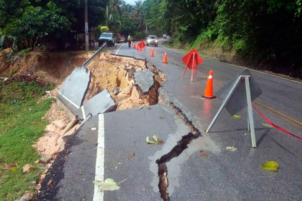 В Доминикане проходят учения по спасению во время ураганов и цунами