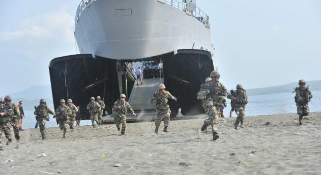 В Доминикане проходят военные учения при участии 22 стран мира