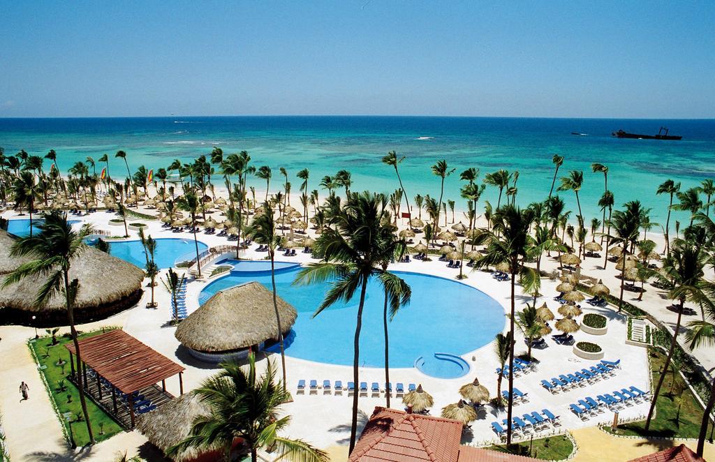 В Доминикане в отеле Bahía Príncipe обнаружены тела двух туристов