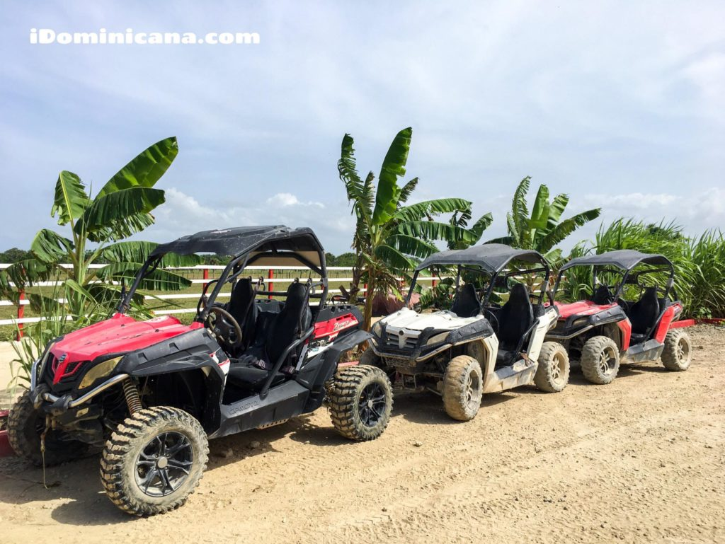 Багги в Доминикане (тур по бездорожью) - от $70 (за двоих) айДоминикана