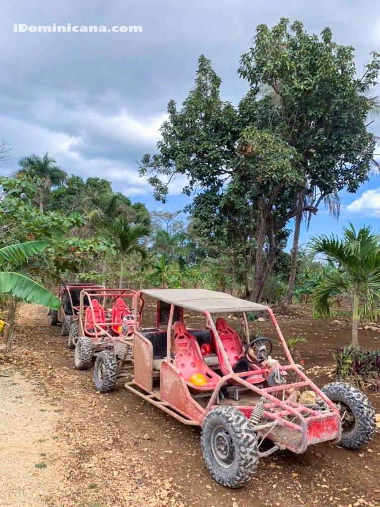 Багги в Доминикане фото туристов iDominicana
