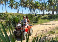 Квадроциклы (пляж Макао, пещера Таино) – $80