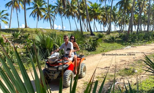 квадроциклы в Доминикане iDominicana.com