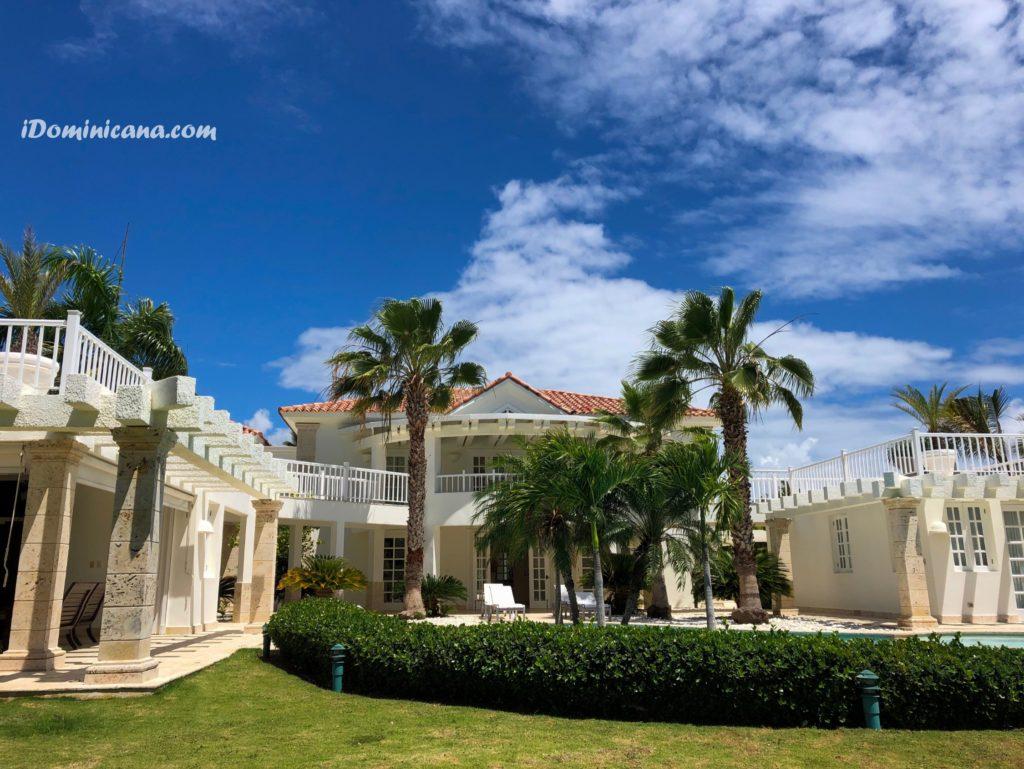 Виллы в Доминикане Diamond Пунта-Кана iDominicana