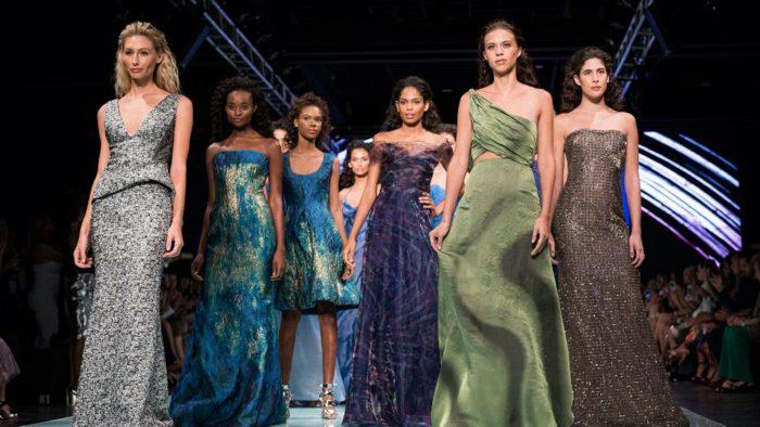 Дизайнеры из Доминиканы представили свои работы на Miami Fashion Week 2019