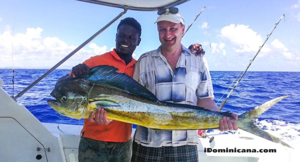 Рыбалка в Доминикане iDominicana.com