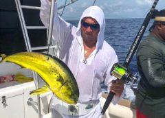 (Русский) Индивидуальная трофейная рыбалка в Доминикане (частная яхта)