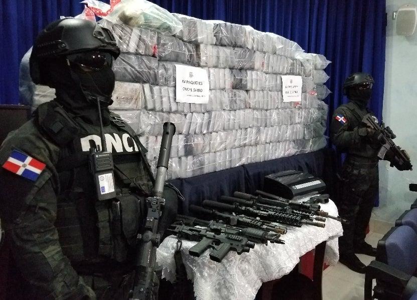 кокаин доминикана