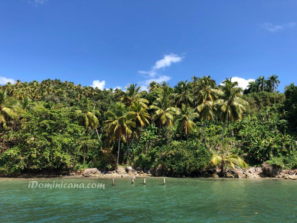Самана: остров Бакарди - Пасть Дьявола - пляж Ринкон iDominicana.com