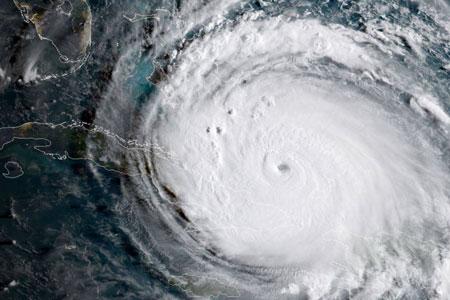 Ураган в Доминикане 2019 iDominicana.com