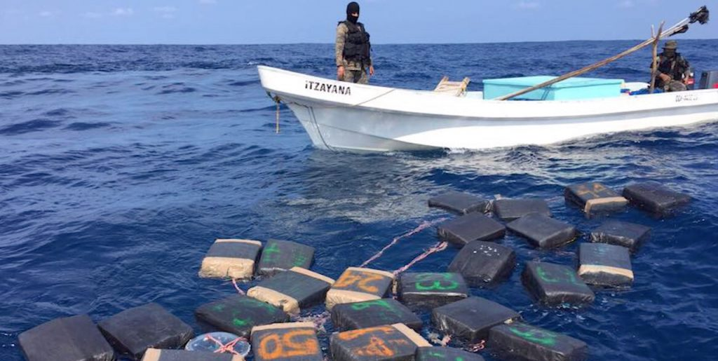 Кокаин в Доминикане: каждую неделю в страну ввозят от 700 кг кокаина