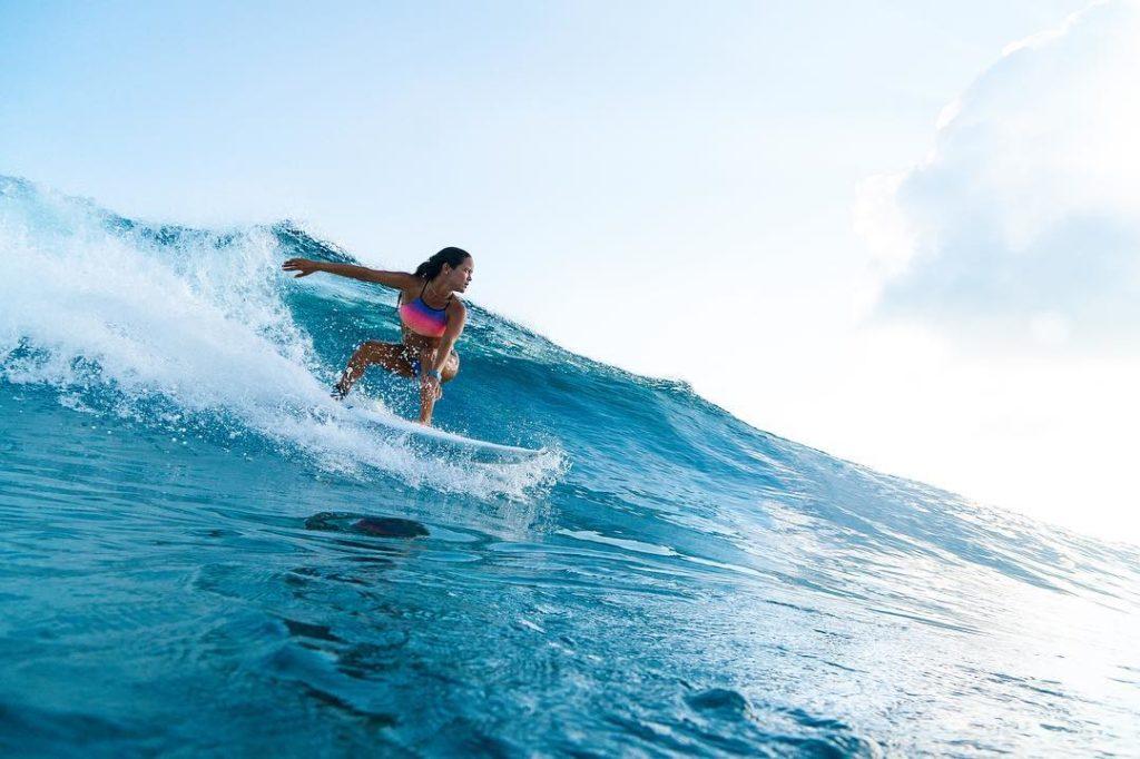 Акция серфинг в Доминикане АйДоминикана