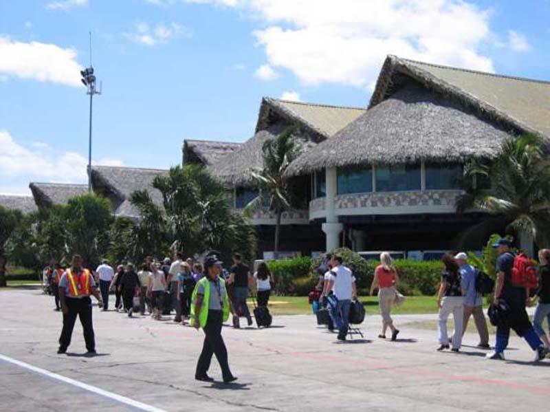 Терминал А аэропорта Пунта-Кана временно закры