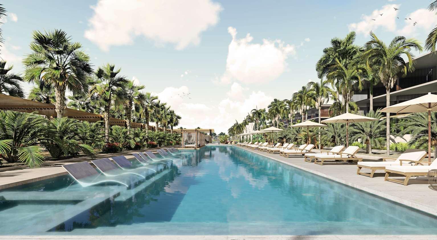 В Увероальто откроют люксовый отель Live Aqua Beach Resort Punta Cana