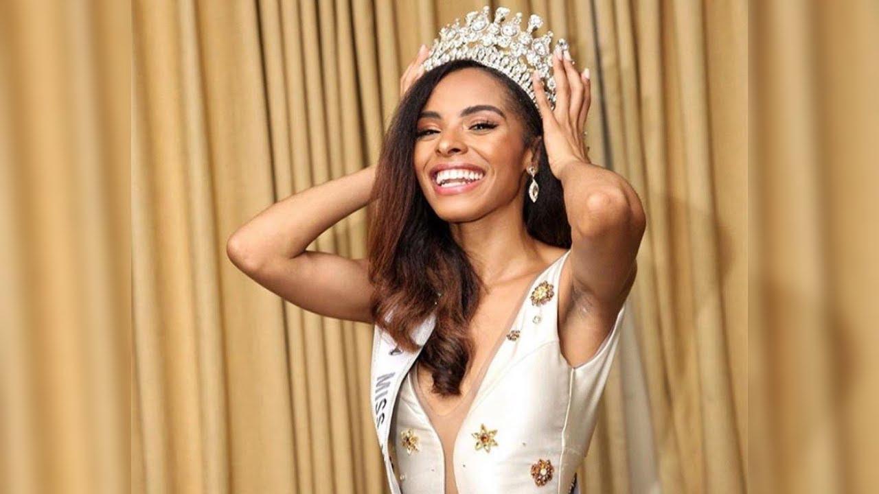 Новая Мисс Гаити оказалась наполовину доминиканкой 1