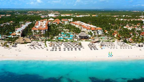 Отель Now Larimar Punta Cana закрыт до 16 декабря