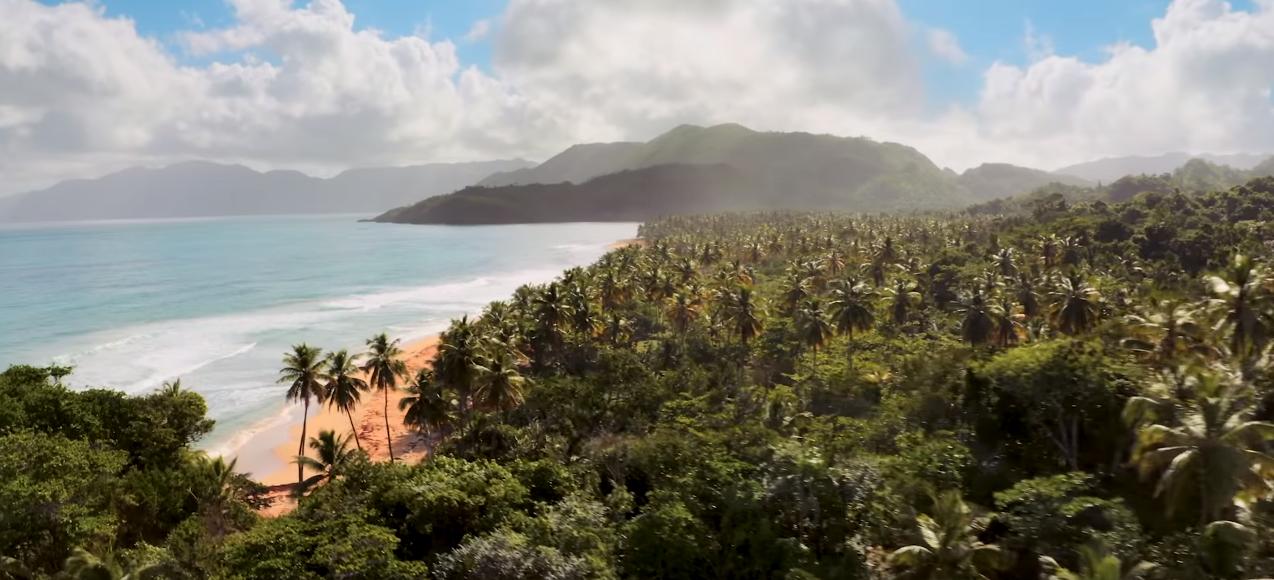 Netflix выпустил сериал The I-Land, снятый в Доминикане на Самане