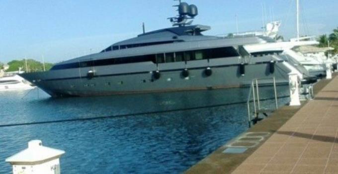 нарко Доминиканы перевозил кокаин на яхте за $20 млн
