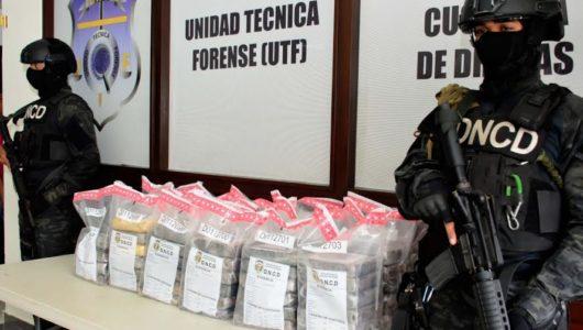 За 8 месяцев в Доминикане конфисковали более 5 тонн кокаина
