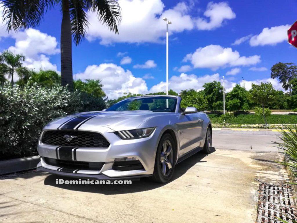 Аренда авто в Доминикане: Ford Mustang 2016