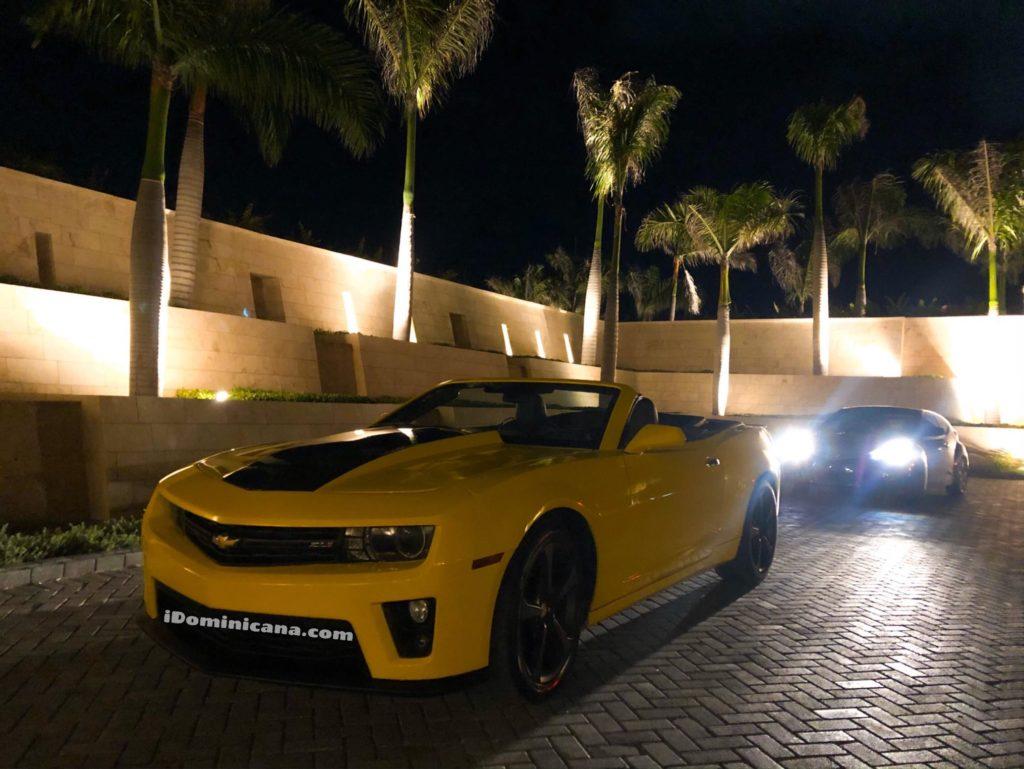 Авто Доминикана: в аренду кабриолет Chevrolet Camaro iDominicana.com