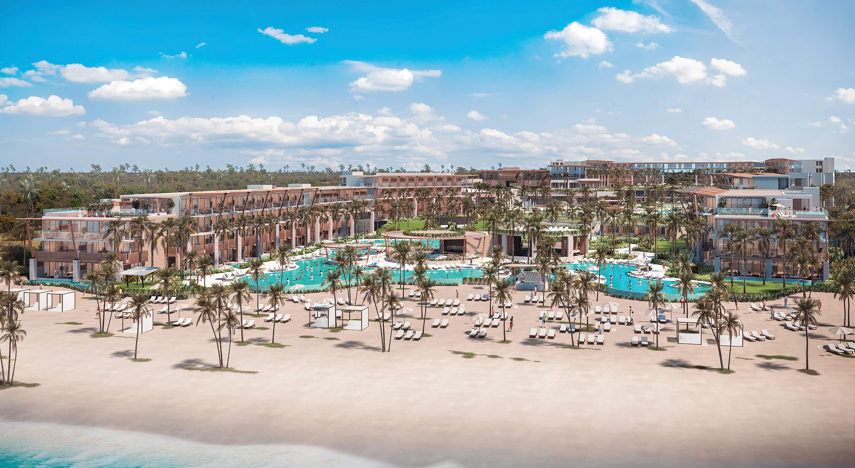 дата открытия отеля Dreams Macao Beach Punta Cana на пляже Макао
