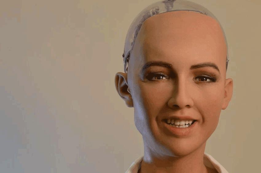"""Робот-гуманоид София """"отдохнет"""" в Доминикане"""