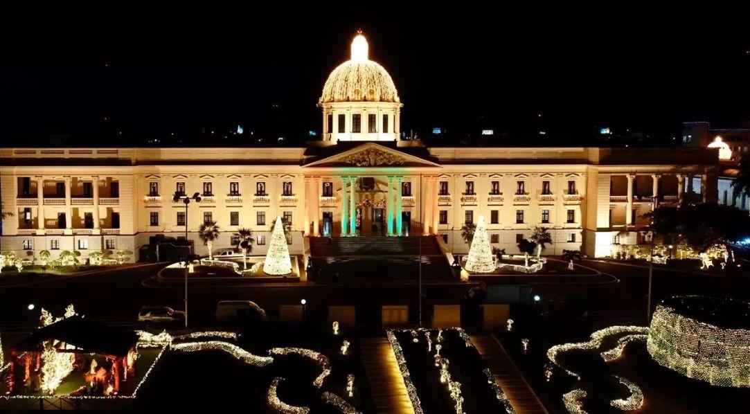 Новый год в Доминикане 2020: Дворец Президента открыт для посещений
