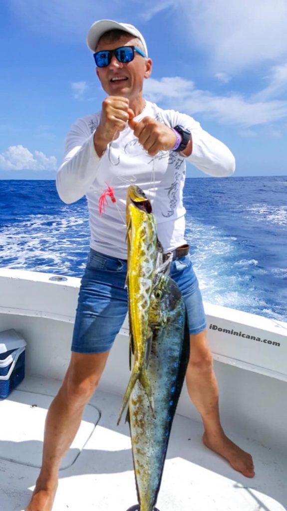 Рыбалка в Доминикане новые фото наших туристов