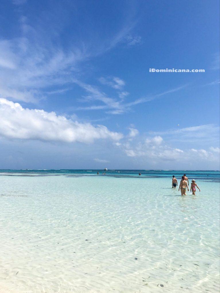 Playa Blanca - белый пляж в Доминикане iDominicana.com