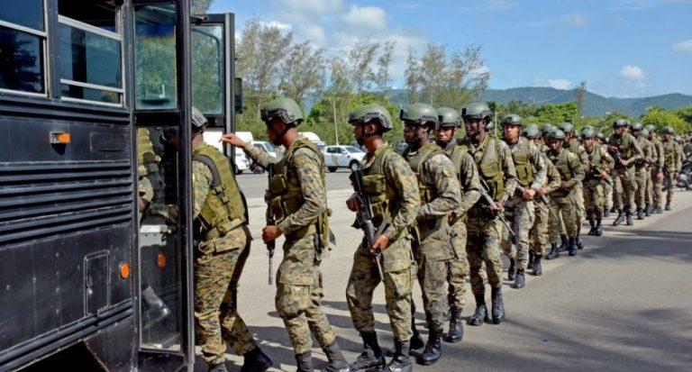Доминикана отправила 9000 солдат охранять границу с Гаити