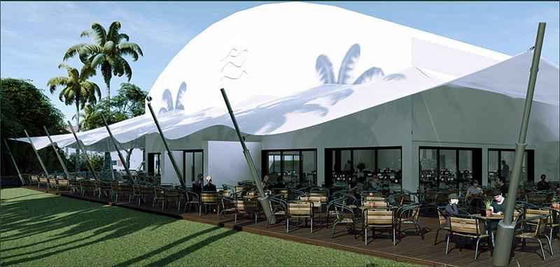 В Casa de Campo открыли центр Marina Riverside