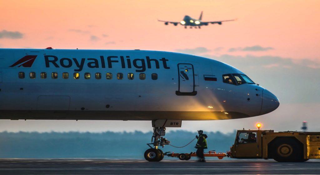 Рейс Москва-Пунта-Кана совершил экстренную посадку по техническим причинам