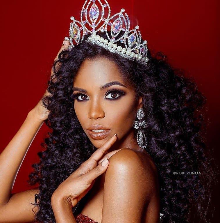 """""""Мисс Доминикана"""": Я уверена, что выиграю конкурс """"Мисс Вселенная 2019"""""""